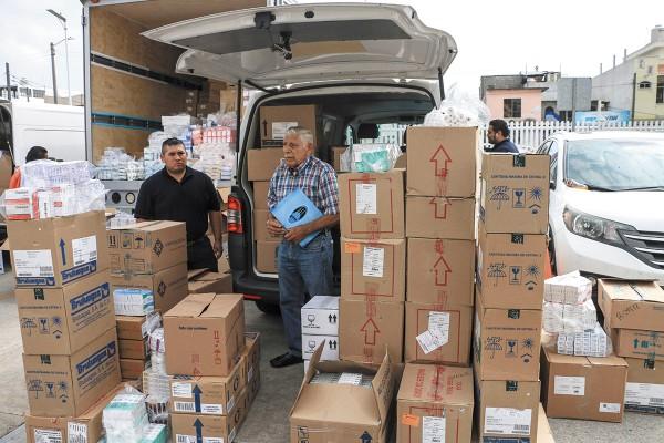 GANANCIAS. El gobierno de EPN otorgó 266 contratos a la empresa por más de seis mil mdp. Foto: Cuartoscuro