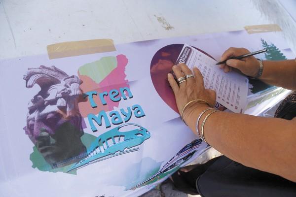 PRÓXIMA REUNIÓN: La consulta indígena sobre el Tren Maya tendrá lugar entre el último trimestre de 2019 y el primero de 2020. Foto: Cuartoscuro