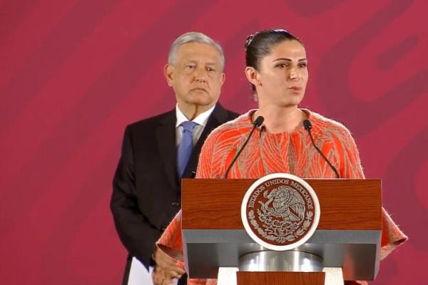 AMLO Panamericanos Ana Gabriela Guevara