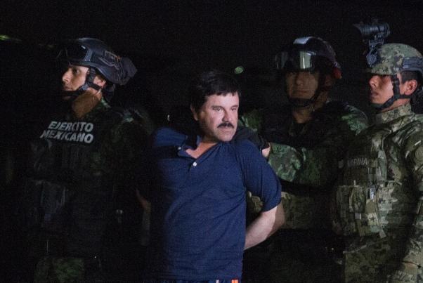Joaquín Guzmán Loera Chapo