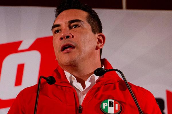 Alejandro Moreno es el nuevo presidente del PRI