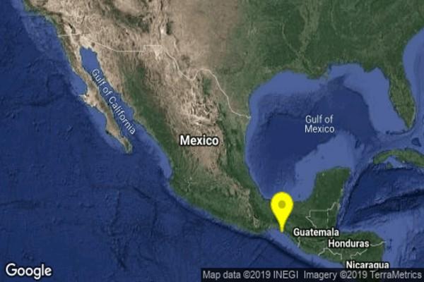 Por sismo en Tonalá desalojan edificios gubernamentales