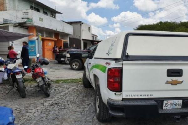 Encuentran casa de seguridad en Zapopan