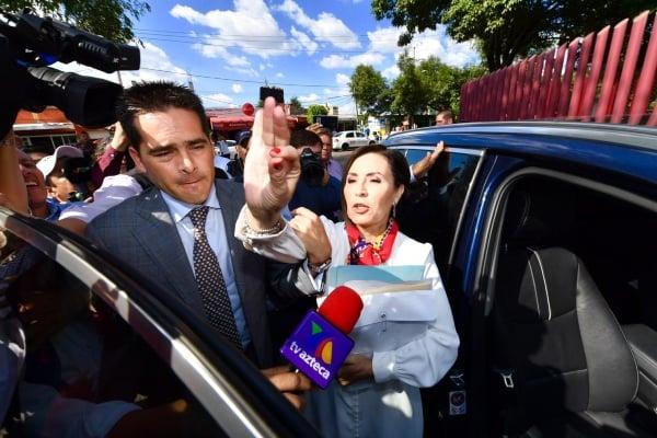 Rosario Robles Estafa Maestra