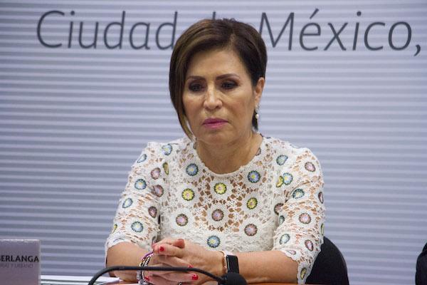Quien es Rosario Robles vinculada a proceso Estafa Maestra