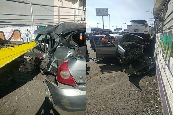 La-Concordia-choque-accidente-Zaragoza-CDMX