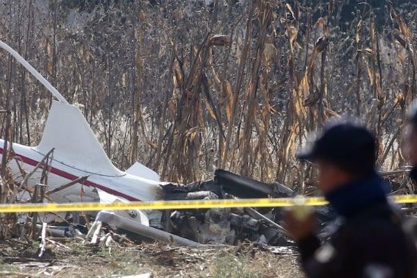 El accidente ocurrió el pasado 24 de diciembre. Foto: Especial.