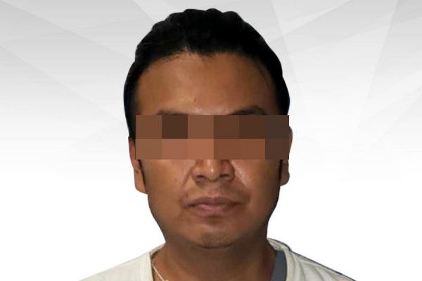 """Detienen en Cuautla a José Alfredo """"N"""", presunto violador y asesino de Magaly"""