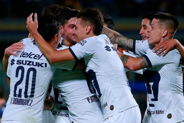 Los de la UNAM buscan su primer triunfo en la Copa MX. Foto: Especial.