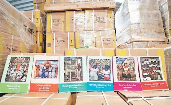 Garantizó la concesión de los 6.4 millones de cuadernillos a entregar en todo el país. Foto Especial