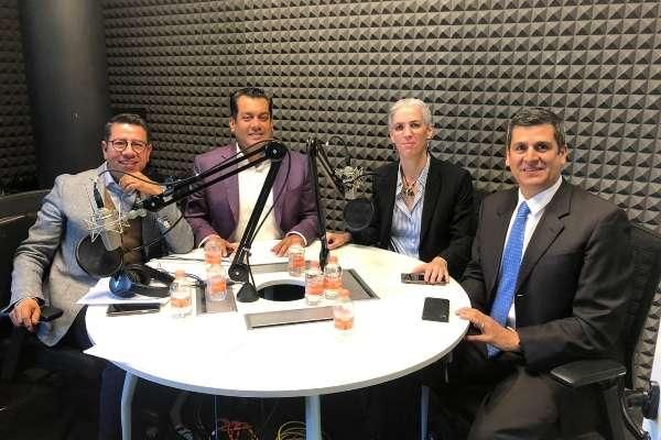 Mesa de Opinión, A fuego lento, El Heraldo Radio, Alfredo González, AMLO