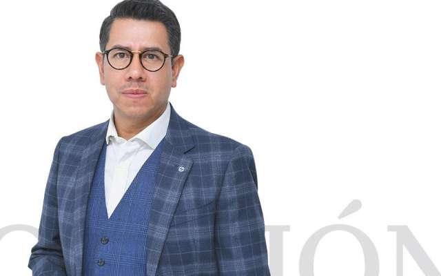 Alfredo González Castro A fuego lento / Heraldo de México/