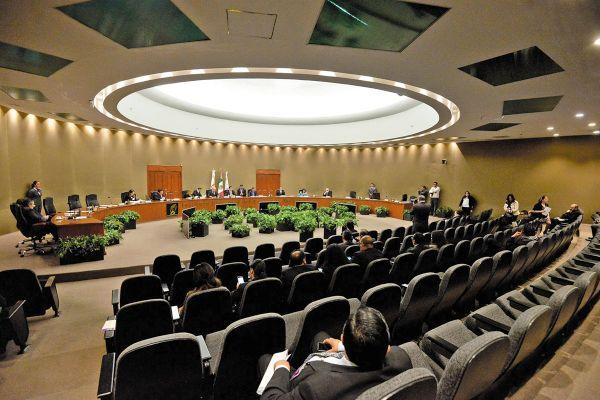 SESIÓN. El IEEM aprobó su proyecto de presupuesto para el año entrante, con incrementos. Foto: CUARTOSCURO
