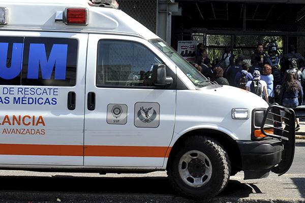 Cifras de rescate y urgencias en la CDMX