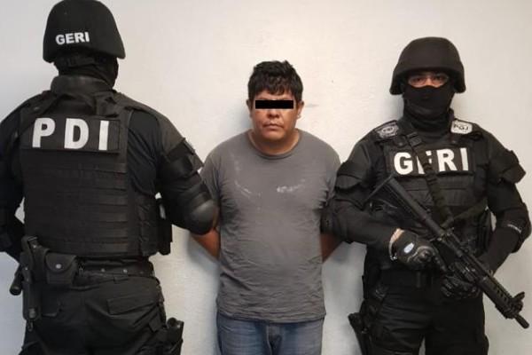 Policía secuestro