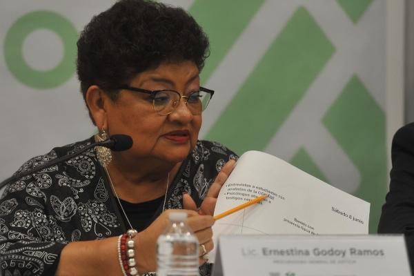 Ernestina Godoy Procuraduría