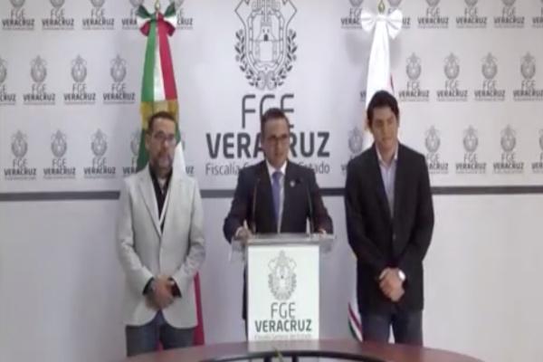 La Fiscalía General de Veracruz informó que investigan a policías municipales de Actopan para conocer si existe algún nexo con el asesinato del periodista Jorge Celestino Ruiz. Foto: Twitter