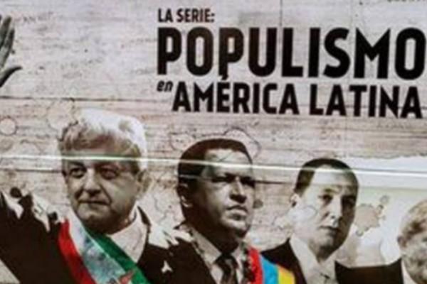 Populismo en América Latina sancionado