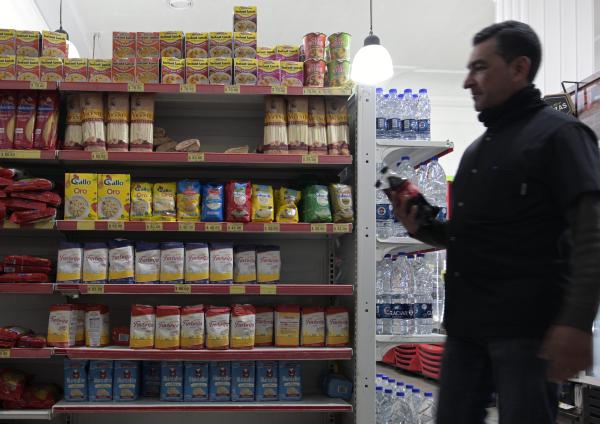 FINANZAS. De junio de 2018 a junio 2019, la inflación en Argentina fue de 55.8 %, una de la más altas del mundo. Foto: AFP