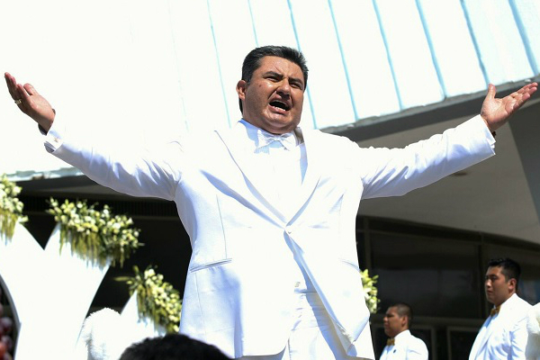 El líder de la Luz del Mundo fue detenido en Estados Unidos. Foto: Especial.