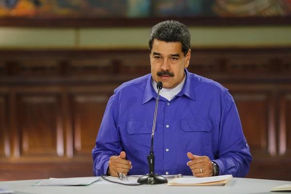 Maduro ha denunciado cerca de 30 planes magnicidas en su contra desde que asumió el poder en 2013. Foto: Especial