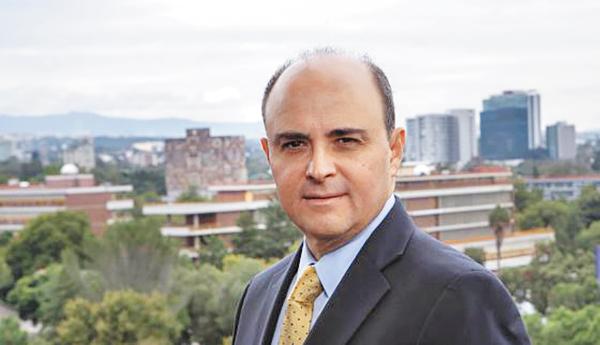 Sergio M. Alcocer. Vicepresidente del COMEXI: Investigador, Instituto de Ingeniería, UNAM.
