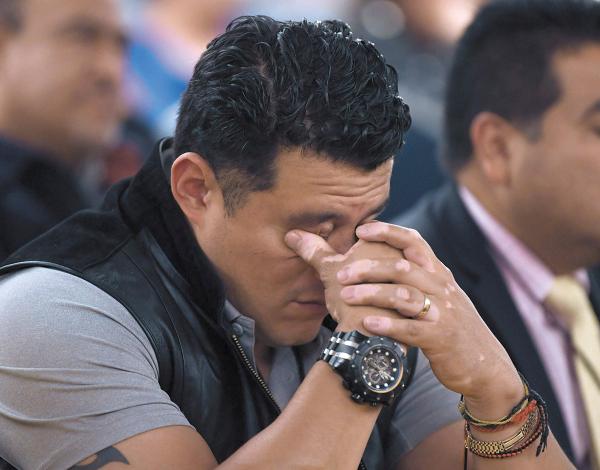 ACORRALADO. El ex dirigente sindical está en la mira de la Unidad de Inteligencia Financiera. Foto: Leslie Pérez