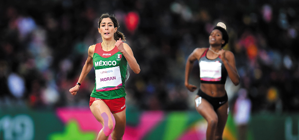 10 Medallas ganó el atletismo mexicano en lima. Foto: AP
