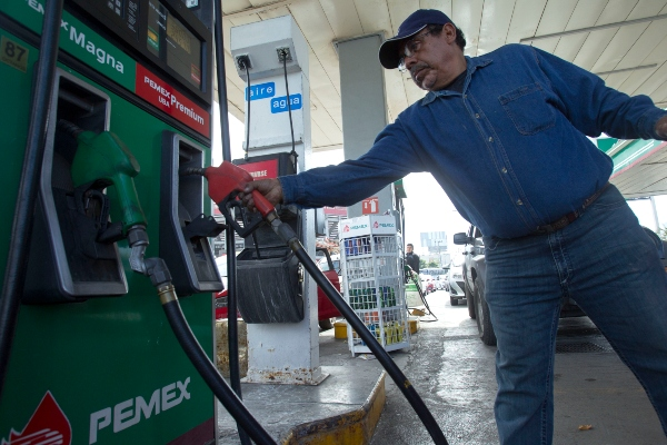 Gasolinas México