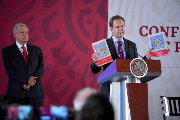 Resultado de imagen para La SEP ya entregó más del 80 por ciento de libros de texto: Esteban Moctezuma
