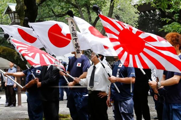 Japón celebra el fin de la Segunda Guerra Mundial