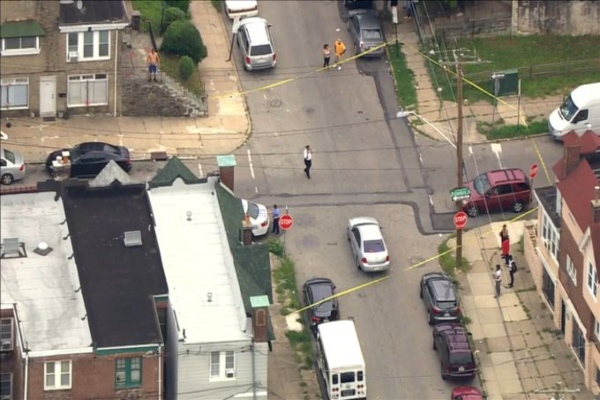 Se reporta un segundo tiroteo en Filadelfia en menos de 24 horas. Foto: Especial