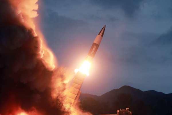 Los proyectiles fueron disparados hacia el mar de Japón. Foto: Archivo | AFP