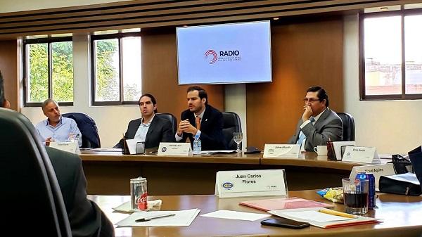 El Consejo Directivo de la ARVM analizó los últimos cambios que se han dado en la conformación de los grupos radiofónicos que operan en el Valle de México. Foto: Especial