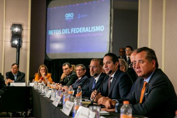 Domínguez Servién afirmó también que México debe ser capaz de escuchar más a los ciudadanos, para servirles mejor, destinando sus esfuerzos y programas a favor del bien común.  Foto: Especial