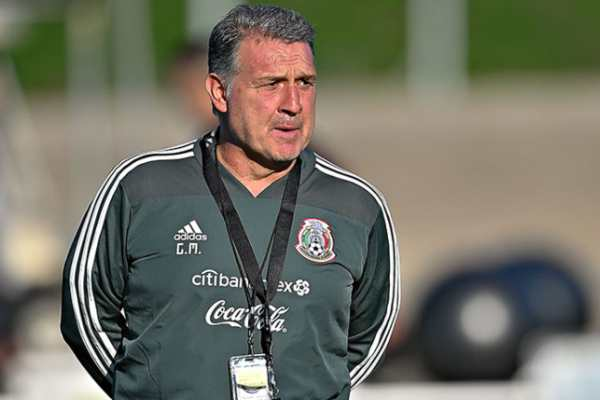 "Gerardo ""Tata"" Martino presenta lista para la Concacaf Nations League"
