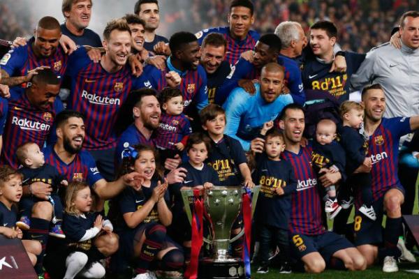 Calendario Liga Bbva 2020.Liga Espanola 2019 2020 Calendario Y Partidos Mas Importantes