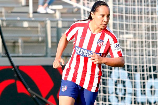 Charlyn_Corral_debuta_Atlético_Madrid_derrota_Lyon