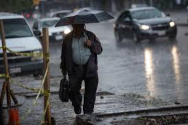 Prevén una temperatura máxima para la Ciudad de México de 26 a 28 grados. Foto: Especial.