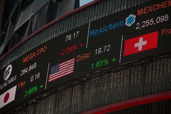 Argentina primer afectado por volatilidad