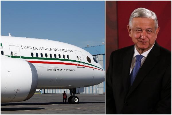 apón también quiere vender un avión presidencial. Foto: Cuartoscuro/Especial
