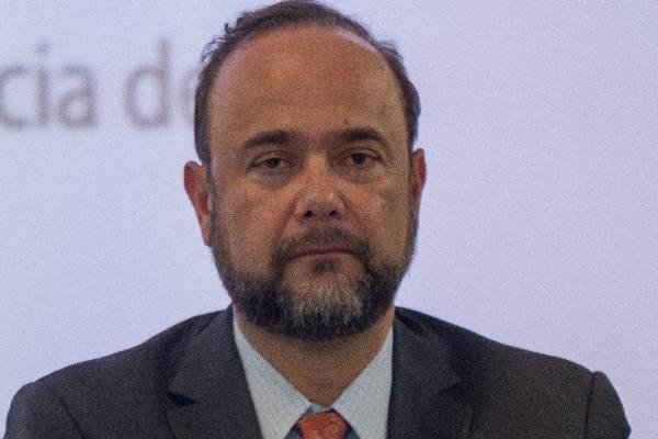 Jaime Valls Esponda, secretario General Ejecutivo de la ANUIES. FOTO: ANDREA MURCIA /CUARTOSCURO.COM