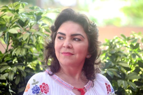 """La exgobernadora de Yucatán consideró un robo de la cúpula, descarado """"que cayó en lo grotesco"""". Foto: Cuartoscuro."""