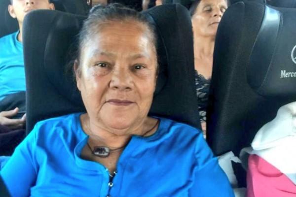 Alma recibe visa para ver a su familia en EU