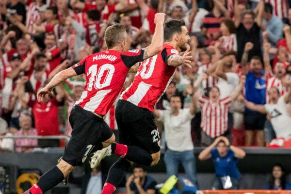 Athletic venció al actual campeón de La Liga. Foto: Especial.