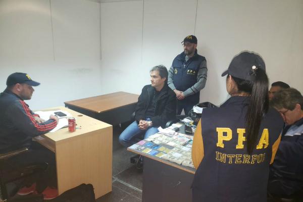 El empresario fue detenido en Argentina. Foto: Especial.