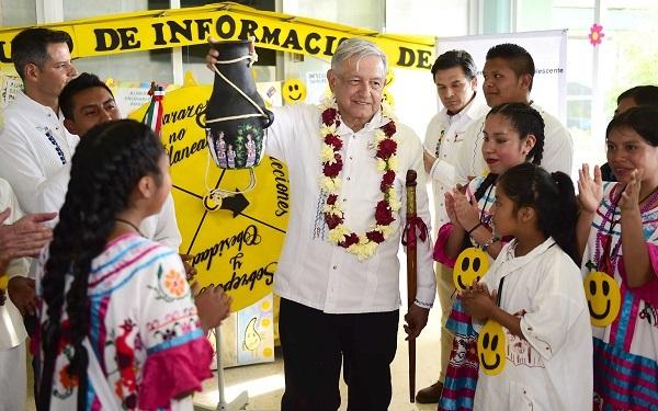 López Obrador CNTE reforma educativa