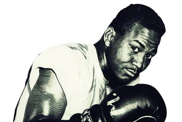 88 peleas realizó en su carrera profesional. Ilustración: Norberto Carrasco