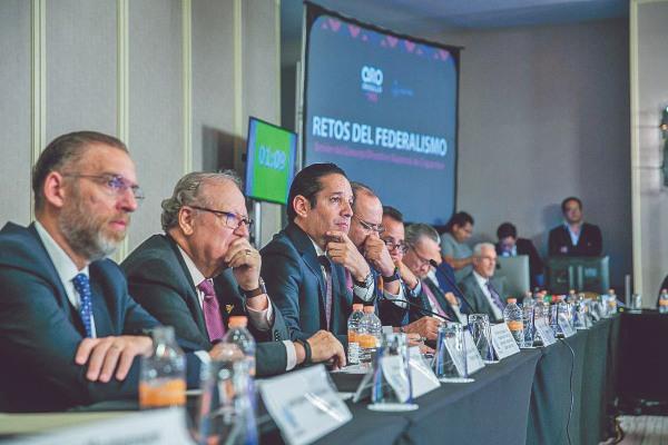 Consejo directivo Coparmex