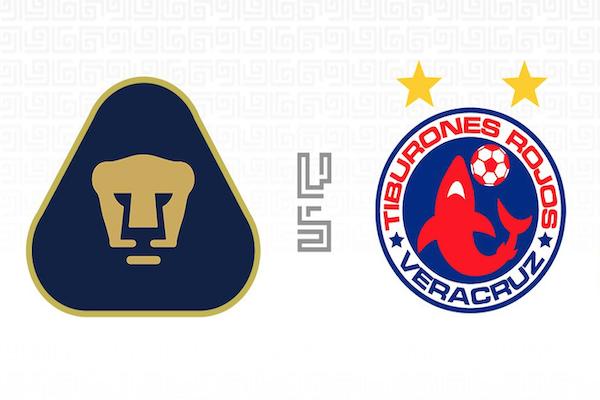 Pumas vs Veracruz donde ver partido jornada 5 apertura 2019 liga mx
